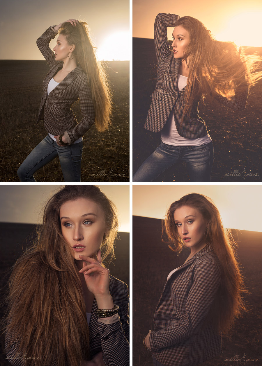 Fashion Photography with Tweed and Alyx in Horsham, West Sussex