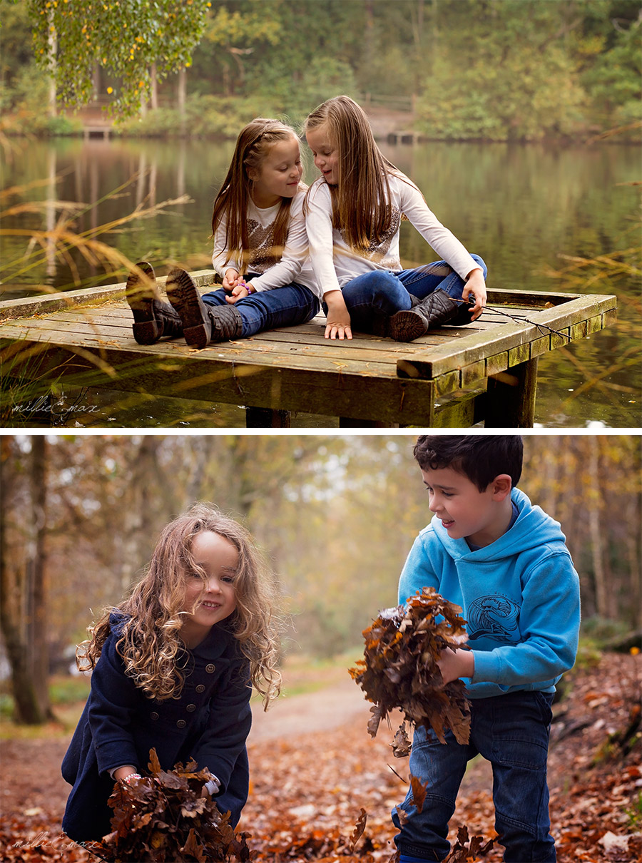 Autumn Mini Shoots - Children's Photography in Horsham and Crawley, West Sussex