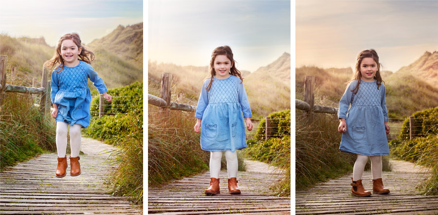 Autumn Beach Shoot Children's Photography by Millie and Max, Littlehampton, West Sussex