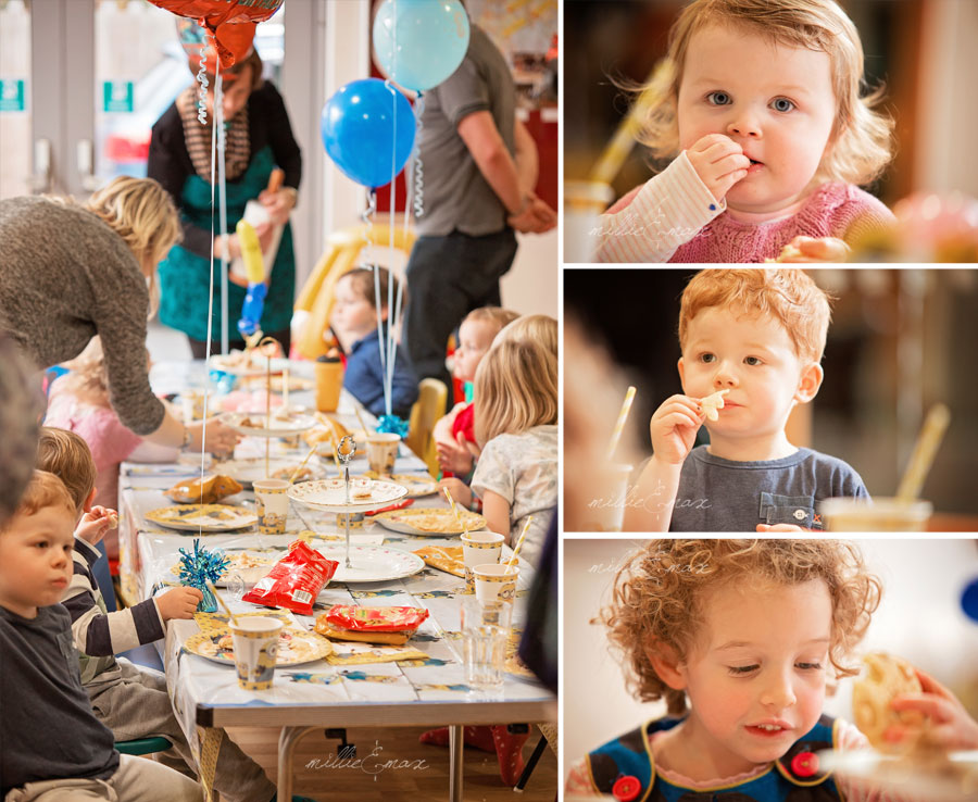 Buddys Minion Birthday Party Celebration Horsham West Sussex Event Photography By Millie and Max West Sussex