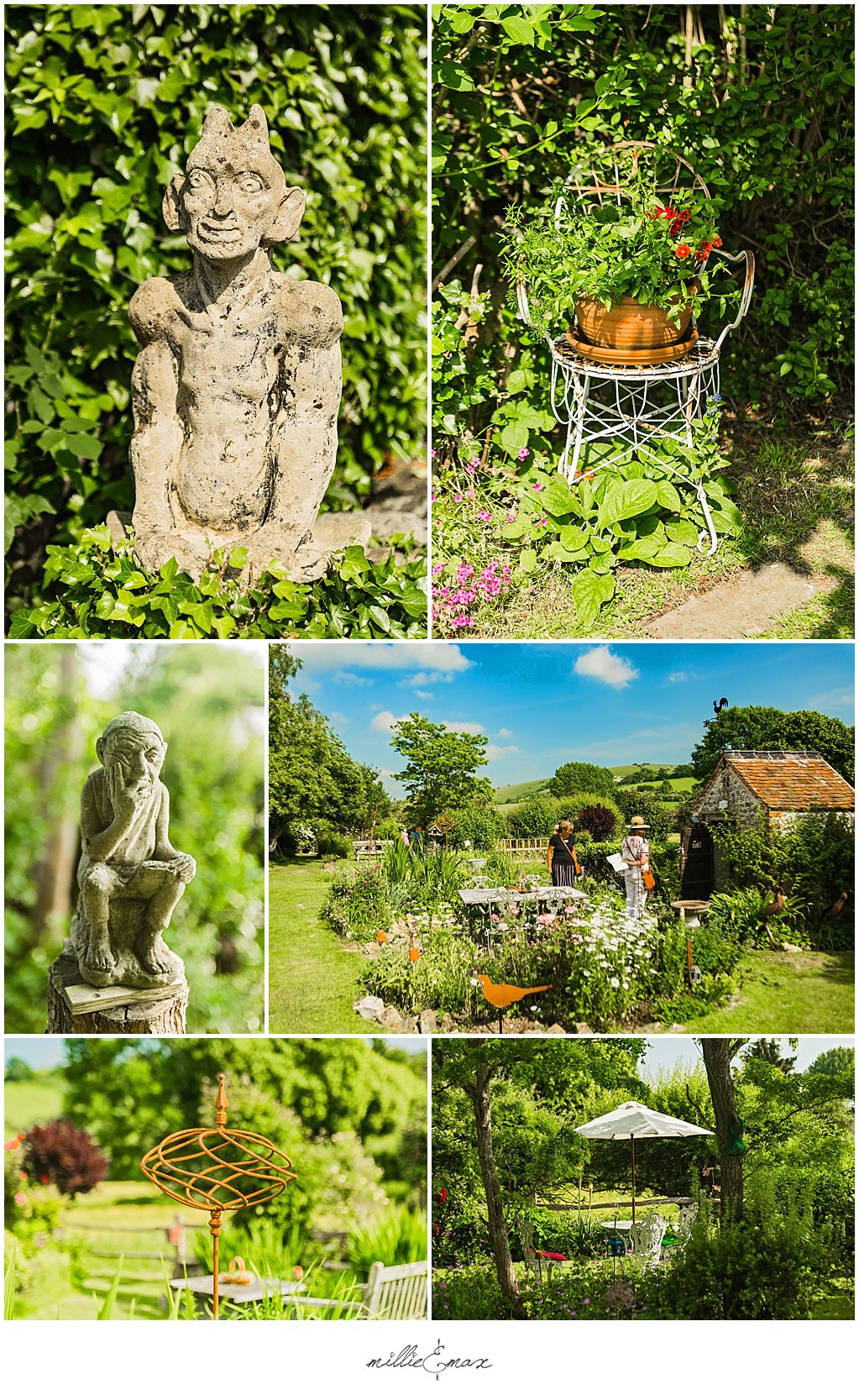 Amberley-Open-Gardens-SussexEvent-Photography-by-Millie-and-Max-Photography-Horsham